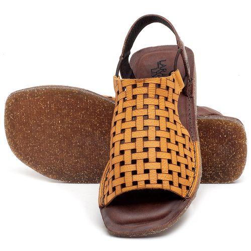 Laranja_Lima_Shoes_Sapatos_Femininos_Sandalia_Rasteira_Flat_em_Couro_Amarelo_-_Codigo_-_141107_2