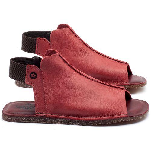 Laranja_Lima_Shoes_Sapatos_Femininos_Sandalia_Rasteira_Flat_em_Couro_Vermelho_-_Codigo_-_141116_1