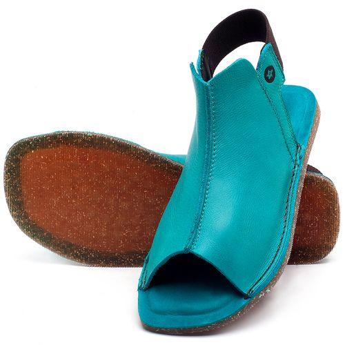 Laranja_Lima_Shoes_Sapatos_Femininos_Sandalia_Rasteira_Flat_em_Couro_Azul_-_Codigo_-_141116_2