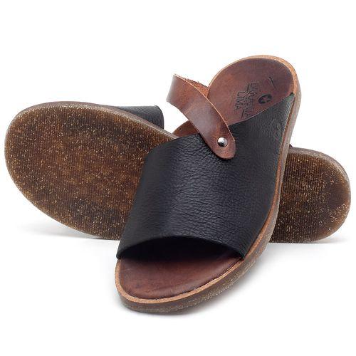 Laranja_Lima_Shoes_Sapatos_Masculinos_Rasteira_em_Couro_Preto_-_Codigo_-_141118_2