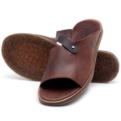 Laranja_Lima_Shoes_Sapatos_Masculinos_Rasteira_em_Couro_Marrom_-_Codigo_-_141118_2