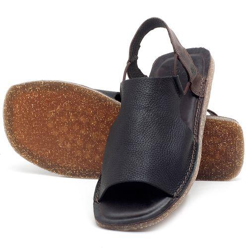 Laranja_Lima_Shoes_Sapatos_Masculinos_Rasteira_em_Couro_Preto_-_Codigo_-_141119_2