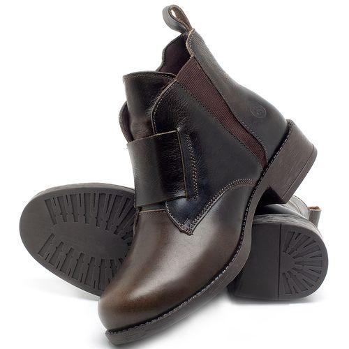 Laranja_Lima_Shoes_Sapatos_Femininos_Bota_Cano_Curto_em_Couro_Marrom_-_Codigo_-_141120_2