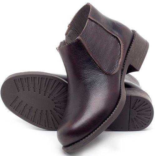 Laranja_Lima_Shoes_Sapatos_Femininos_Bota_Cano_Curto_em_Couro_Cafe_-_Codigo_-_141121_2
