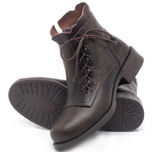 Laranja_Lima_Shoes_Sapatos_Femininos_Bota_Cano_Curto_em_Couro_Marrom_-_Codigo_-_141129_2