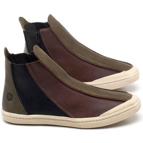 Laranja_Lima_Shoes_Sapatos_Femininos_Tenis_Cano_Alto_em_Couro_Multicolor_-_Codigo_-_141130_1