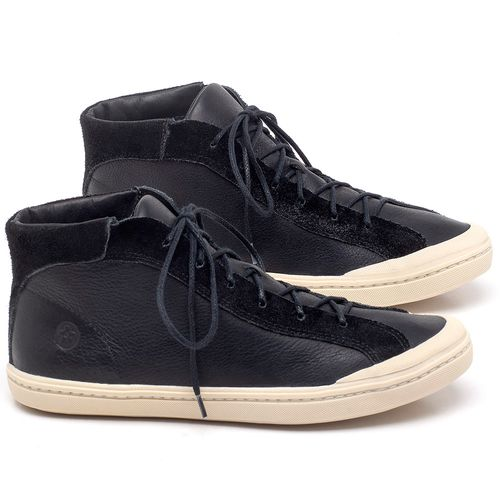 Laranja_Lima_Shoes_Sapatos_Femininos_Tenis_Cano_Alto_em_Couro_Preto_-_Codigo_-_141131_1