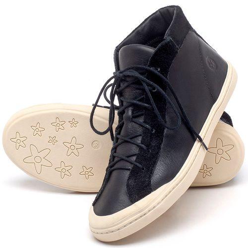Laranja_Lima_Shoes_Sapatos_Femininos_Tenis_Cano_Alto_em_Couro_Preto_-_Codigo_-_141131_2