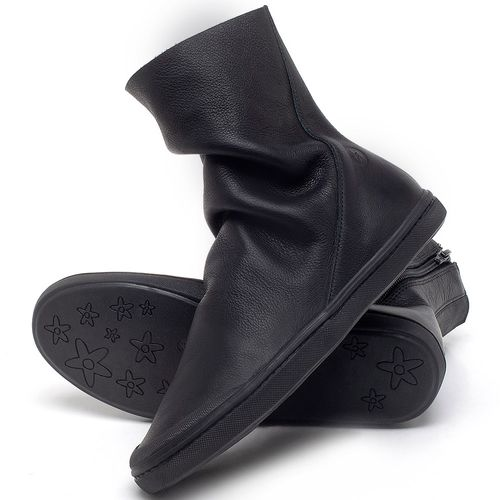 Laranja_Lima_Shoes_Sapatos_Femininos_Tenis_Cano_Alto_em_Couro_Preto_-_Codigo_-_141132_2