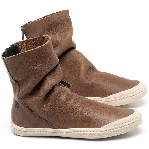 Laranja_Lima_Shoes_Sapatos_Femininos_Tenis_Cano_Alto_em_Couro_Caramelo_-_Codigo_-_141132_1