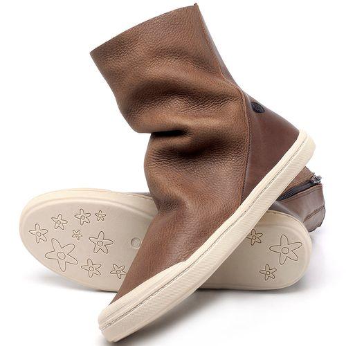 Laranja_Lima_Shoes_Sapatos_Femininos_Tenis_Cano_Alto_em_Couro_Caramelo_-_Codigo_-_141132_2