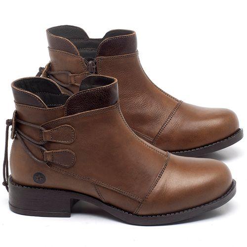 Laranja_Lima_Shoes_Sapatos_Femininos_Bota_Cano_Curto_Salto_de_3_cm_em_Couro_Caramelo_-_Codigo_-_141133_1