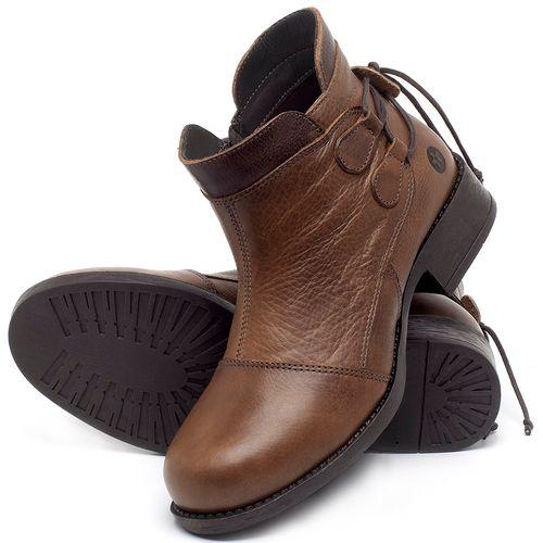 Laranja_Lima_Shoes_Sapatos_Femininos_Bota_Cano_Curto_Salto_de_3_cm_em_Couro_Caramelo_-_Codigo_-_141133_2