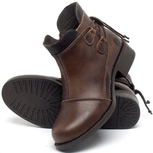 Laranja_Lima_Shoes_Sapatos_Femininos_Bota_Cano_Curto_Salto_de_3_cm_em_Couro_Marrom_-_Codigo_-_141133_2