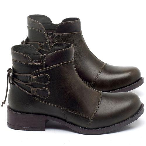 Laranja_Lima_Shoes_Sapatos_Femininos_Bota_Cano_Curto_Salto_de_3_cm_em_Couro_Verde_-_Codigo_-_141133_1
