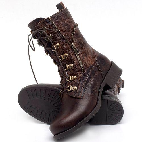 Laranja_Lima_Shoes_Sapatos_Femininos_Bota_Cano_Curto_Salto_de_3_cm_em_Couro_Marrom_-_Codigo_-_141135_2