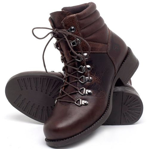 Laranja_Lima_Shoes_Sapatos_Femininos_Bota_Cano_Curto_Salto_de_3_cm_em_Couro_Marrom_-_Codigo_-_141136_2