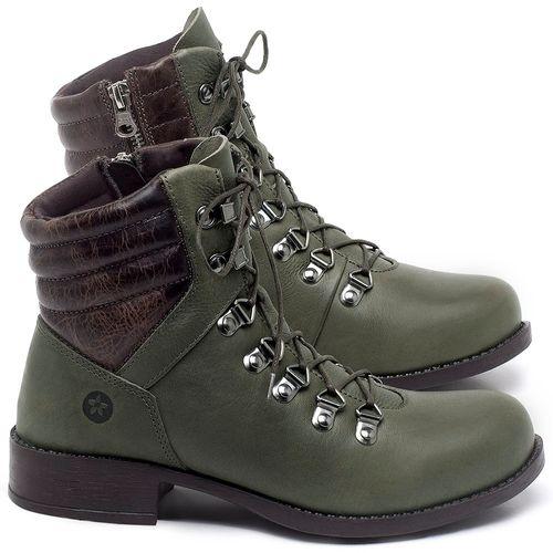 Laranja_Lima_Shoes_Sapatos_Femininos_Bota_Cano_Curto_Salto_de_3_cm_em_Couro_Verde_-_Codigo_-_141136_1