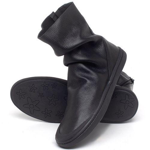 Laranja_Lima_Shoes_Sapatos_Masculinos_Tenis_Cano_Alto_em_Couro_Preto_-_Codigo_-_141143_2
