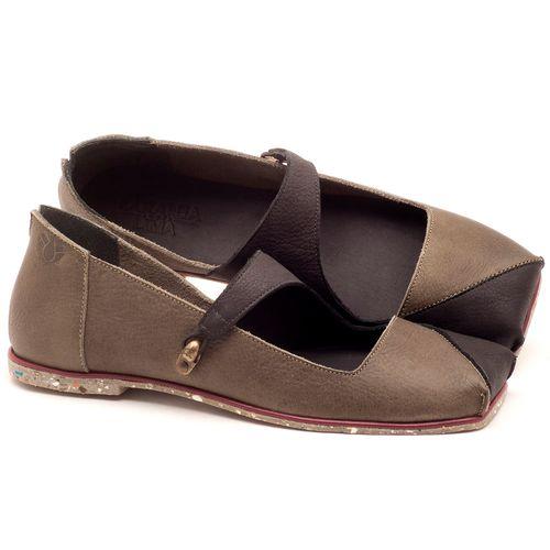 Laranja_Lima_Shoes_Sapatos_Femininos_Sapatilha_Bico_Quadrado_em_Couro_Musgo_-_Codigo_-_145007_1