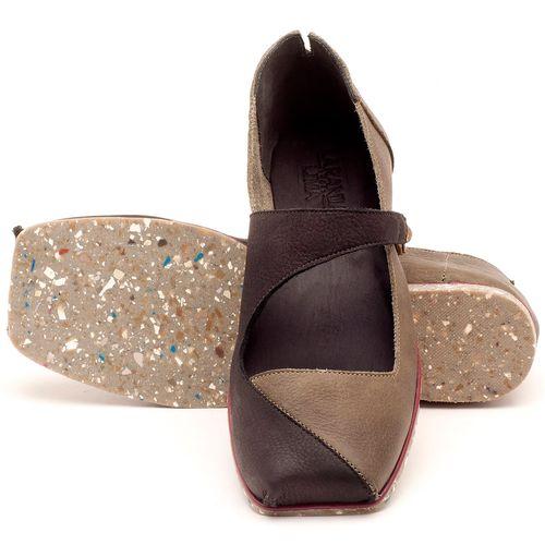 Laranja_Lima_Shoes_Sapatos_Femininos_Sapatilha_Bico_Quadrado_em_Couro_Musgo_-_Codigo_-_145007_2
