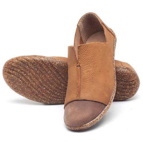 Laranja_Lima_Shoes_Sapatos_Femininos_Flat_Shoes_em_Couro_Marrom_-_Codigo_-_145025_2