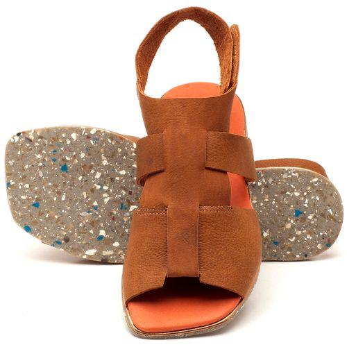 Laranja_Lima_Shoes_Sapatos_Femininos_Sandalia_Rasteira_Flat_em_Couro_Caramelo_-_Codigo_-_145030_2