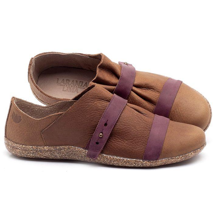 Laranja_Lima_Shoes_Sapatos_Femininos_Tenis_Cano_Baixo_em_Couro_Caramelo_-_Codigo_-_145031_1
