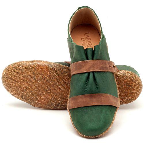 Laranja_Lima_Shoes_Sapatos_Femininos_Tenis_Cano_Baixo_em_Couro_Verde_-_Codigo_-_145031_2