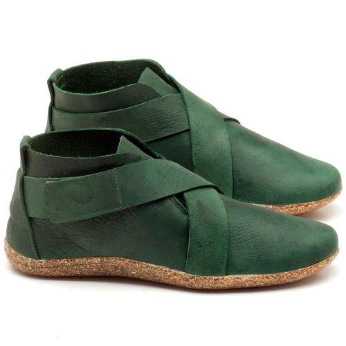 Laranja_Lima_Shoes_Sapatos_Femininos_Flat_Boot_em_Couro_verde_-_Codigo_-_145032_1