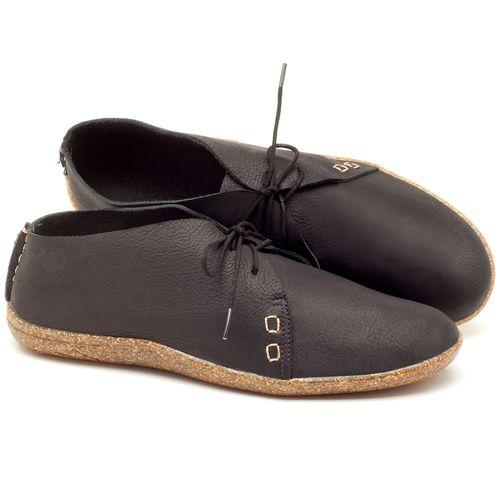 Laranja_Lima_Shoes_Sapatos_Femininos_Tenis_Cano_Baixo_em_Couro_Preto_-_Codigo_-_145033_1