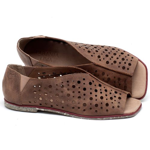 Laranja_Lima_Shoes_Sapatos_Femininos_Sandalia_Rasteira_Flat_em_Couro_Marrom_-_Codigo_-_145040_1
