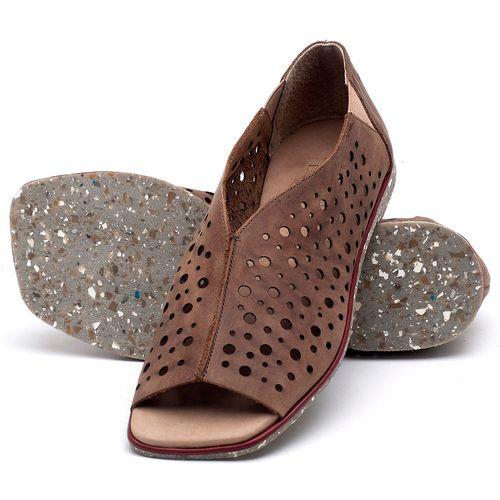 Laranja_Lima_Shoes_Sapatos_Femininos_Sandalia_Rasteira_Flat_em_Couro_Marrom_-_Codigo_-_145040_2