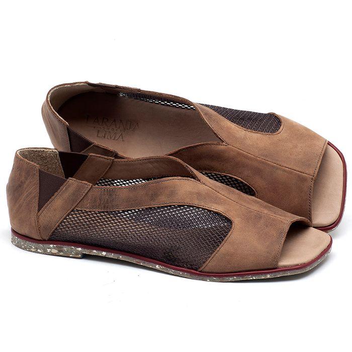 Laranja_Lima_Shoes_Sapatos_Femininos_Sandalia_Rasteira_Flat_em_Couro_Cafe_-_Codigo_-_145041_1