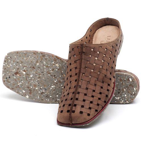 Laranja_Lima_Shoes_Sapatos_Femininos_Sandalia_Rasteira_Flat_em_Couro_Marrom_-_Codigo_-_145042_2