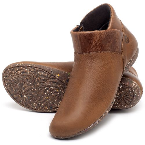 Laranja_Lima_Shoes_Sapatos_Femininos_Flat_Boot_em_Couro_Caramelo_-_Codigo_-_148024_2