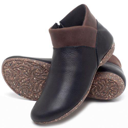 Laranja_Lima_Shoes_Sapatos_Femininos_Flat_Boot_em_Couro_Preto_-_Codigo_-_148024_2