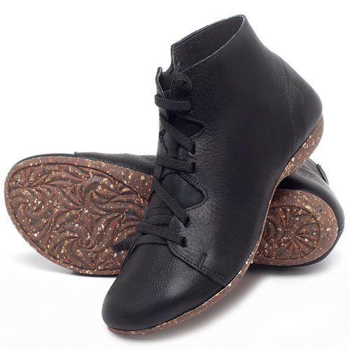 Laranja_Lima_Shoes_Sapatos_Femininos_Flat_Boot_em_Couro_Preto_-_Codigo_-_148025_2