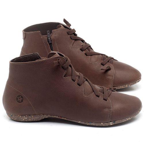 Laranja_Lima_Shoes_Sapatos_Femininos_Flat_Boot_em_Couro_Marrom_-_Codigo_-_148025_1