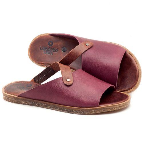 Laranja_Lima_Shoes_Sapatos_Femininos_Sandalia_Rasteira_Flat_em_Couro_Roxo_-_Codigo_-_141056_1