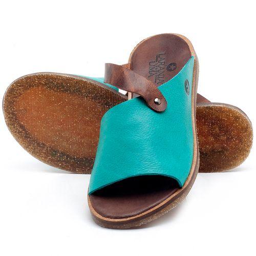Laranja_Lima_Shoes_Sapatos_Femininos_Sandalia_Rasteira_Flat_em_Couro_Azul_-_Codigo_-_141056_2