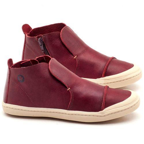 Laranja_Lima_Shoes_Sapatos_Femininos_Tenis_Cano_Alto_em_Couro_Vinho_-_Codigo_-_141074_1