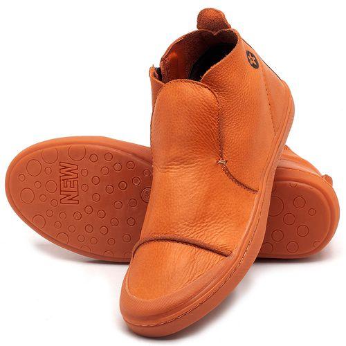 Laranja_Lima_Shoes_Sapatos_Femininos_Tenis_Cano_Alto_em_Couro_Laranja_-_Codigo_-_141074_2