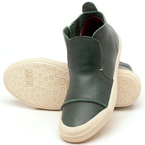 Laranja_Lima_Shoes_Sapatos_Femininos_Tenis_Cano_Alto_em_Couro_Verde_-_Codigo_-_141074_2