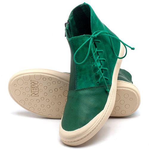 Laranja_Lima_Shoes_Sapatos_Femininos_Tenis_Cano_Alto_em_Couro_Verde_-_Codigo_-_141073_2