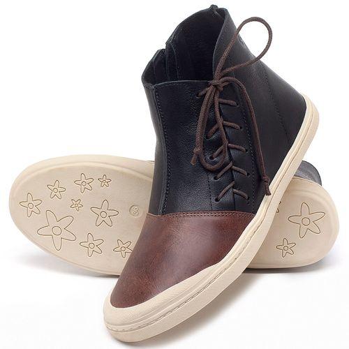Laranja_Lima_Shoes_Sapatos_Femininos_Tenis_Cano_Alto_em_Couro_Preto_-_Codigo_-_141073_2