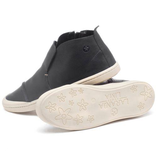 Laranja_Lima_Shoes_Sapatos_Masculinos_Tenis_Cano_Alto_em_Couro_Preto_-_Codigo_-_141086_3