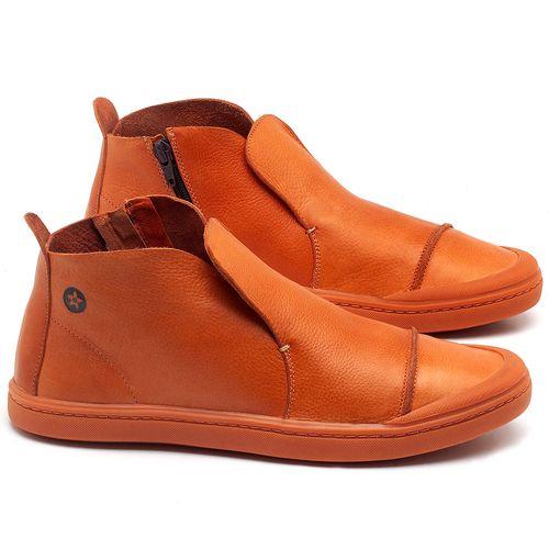 Laranja_Lima_Shoes_Sapatos_Masculinos_Tenis_Cano_Alto_em_Couro_Laranja_-_Codigo_-_141086_1