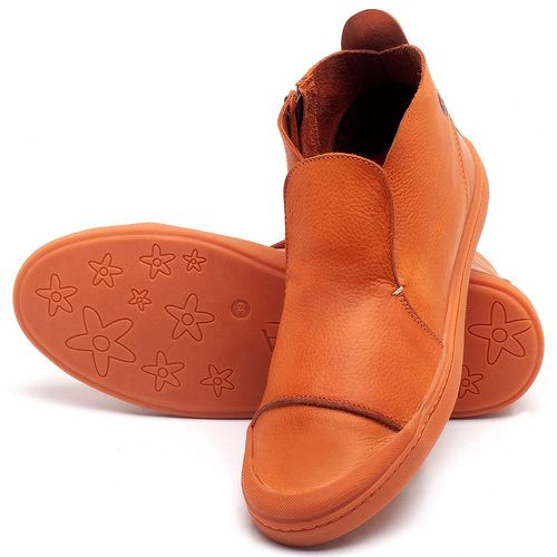 Laranja_Lima_Shoes_Sapatos_Masculinos_Tenis_Cano_Alto_em_Couro_Laranja_-_Codigo_-_141086_2