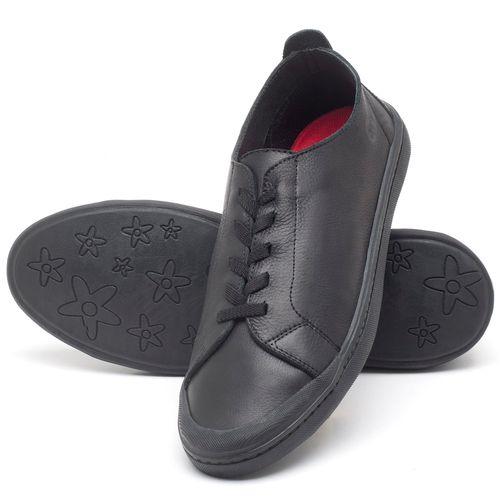 Laranja_Lima_Shoes_Sapatos_Masculinos_Tenis_Cano_Baixo_em_Couro_Preto_-_Codigo_-_141088_2